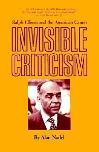 Invisible Criticism Book