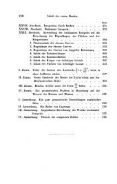 Lehrbuch der Differential- und Integralrechnung