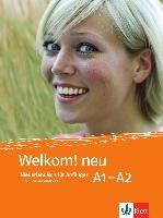 Welkom  Neu A1 A2 Kursbuch   Audio CD PDF