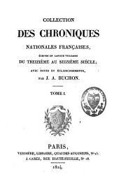 Les chroniques: ... poésies, Volume10
