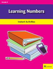 Learning Numbers: Instant Activities