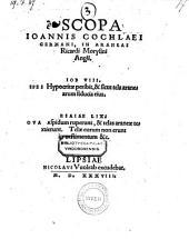 Scopa in araneas Ricardi Morysini Angli