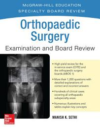 Orthopaedic Surgery Examination and Board Review