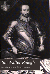 Sir Walter Raleigh: The British Dominion of the West
