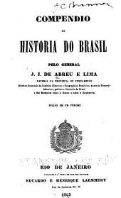 Compendio da historia do Brasil