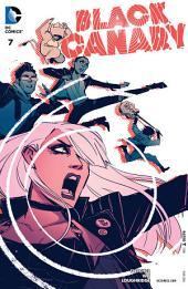 Black Canary (2015-) #7