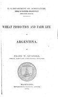 Wheat Production and Farm Life in Argentina PDF