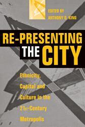Representing The City Book PDF