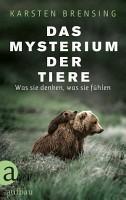 Das Mysterium der Tiere PDF