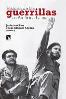 Historia de las guerrillas en Am  rica Latina PDF