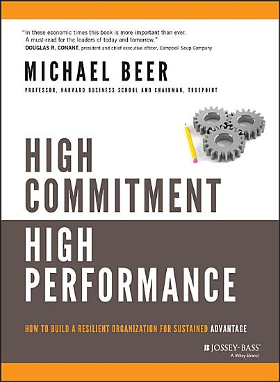 High Commitment High Performance PDF