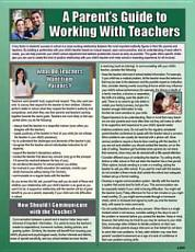 A Parent s Guide to Working with Teachers PDF