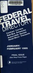 Federal Travel Directory PDF