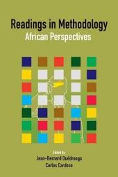 Readings in Methodology: African Perspectives