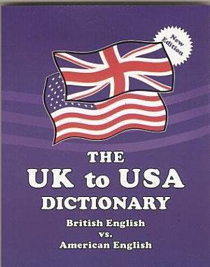 The UK to USA Dictionary PDF