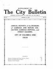 Columbus City Bulletin: Volume 2