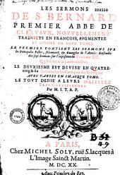 Sermons: traduits en français