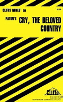 CliffsNotes on Paton s Cry  the Beloved Country PDF