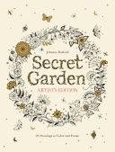 Secret Garden Artist's Edition