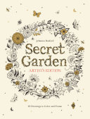 Secret Garden Artist S Edition Book PDF