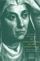 Laura Battiferra and Her Literary Circle PDF