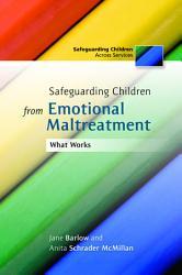 Safeguarding Children From Emotional Maltreatment Book PDF