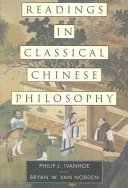 Readings in Classical Chinese Philosophy PDF