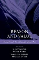 Reason and Value PDF