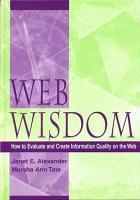 Web Wisdom PDF