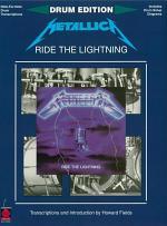 Metallica - Ride the Lightning (Drum Songbook)