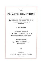The Private Devotions of Lancelot Andrewes: A New Edition