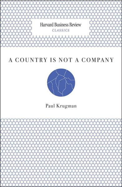 Download A Country Is Not a Company Book