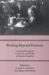 Writing Beyond Fascism Book PDF