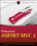 Professional ASP.NET MVC 2
