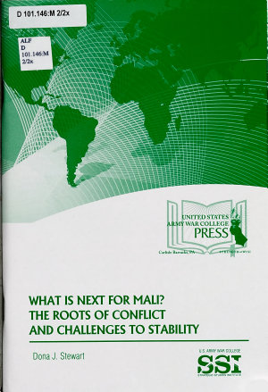 What is Next for Mali  PDF