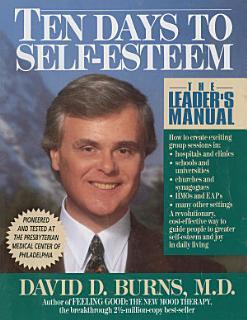 Ten Days to Self Esteem Book