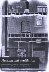 Heating and Ventilation: A Working Manual of Approved Practice in the Heating and Ventilation of Dwellinghouses and Other Buildings, with Complete Practical Instruction in the Mechanical Details, Operation, and Care of Modern Heating and Ventilating Plants