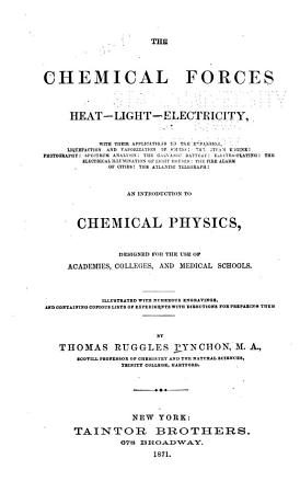 The Chemical Forces PDF