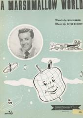 A Marshmallow World: performed by Bing Crosby and many other artists, Popular Standard, Single Songbook