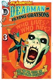 Flashpoint: Deadman and the Flying Graysons (2011-) #3