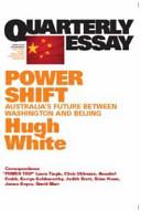 Quarterly Essay Issue 39 Power Shift PDF