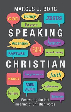 Speaking Christian PDF