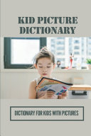 Kid Picture Dictionary PDF