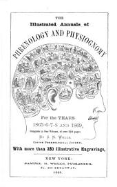 The Illustrated Annual of Phrenology and Physiognomy for ...