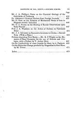 The London, Edinburgh, and Dublin Philosophical Magazine and Journal of Science: Volume 36