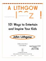 A Lithgow Palooza  PDF