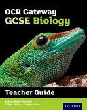 OCR Gateway GCSE Biology Teacher Handbook