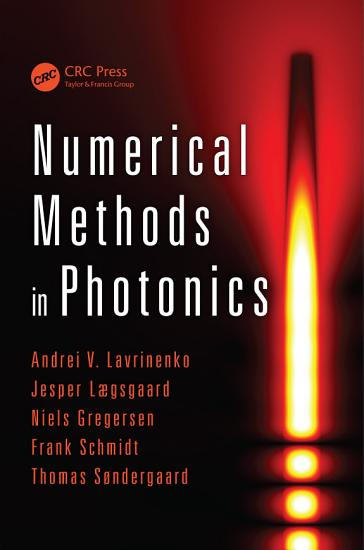 Numerical Methods in Photonics PDF