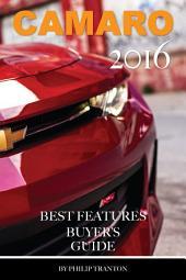 Camaro 2016: Best Features Buyer's Guide