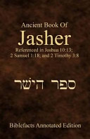 Ancient Book of Jasher Book